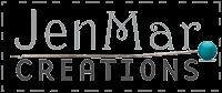 JenMar BW Logo