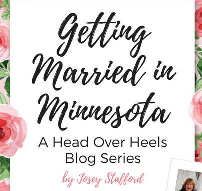 Head over heels blog series | Perfect Wedding Guide